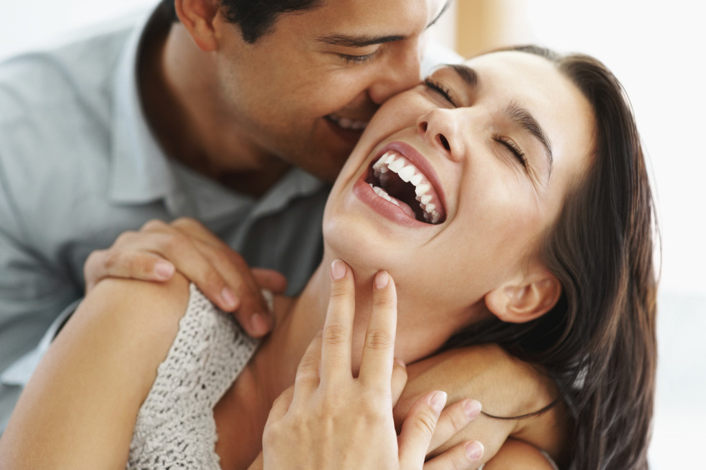 Happy Mindful Couple